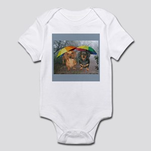 Rainbows Infant Bodysuit