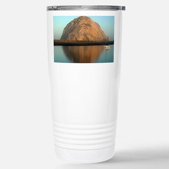 Morro Rock Travel Mug