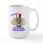 Put the Money Back Large Mug