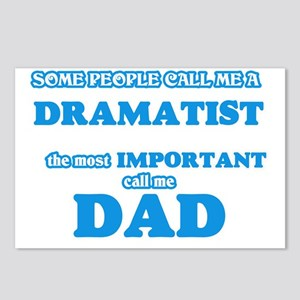 Some call me a Dramatist, Postcards (Package of 8)