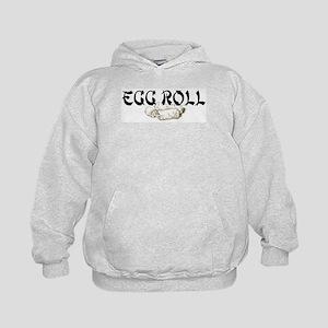 Egg Roll Kids Hoodie