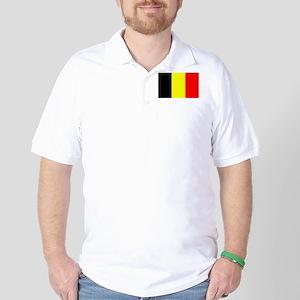 Belgium Golf Shirt