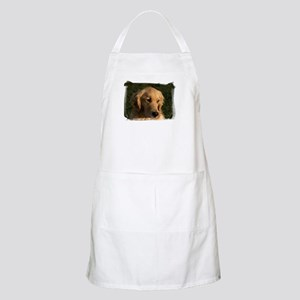 Golden Retriever Head Apron