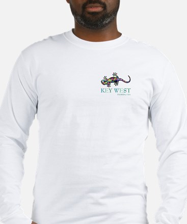 Unique Caribbean Long Sleeve T-Shirt
