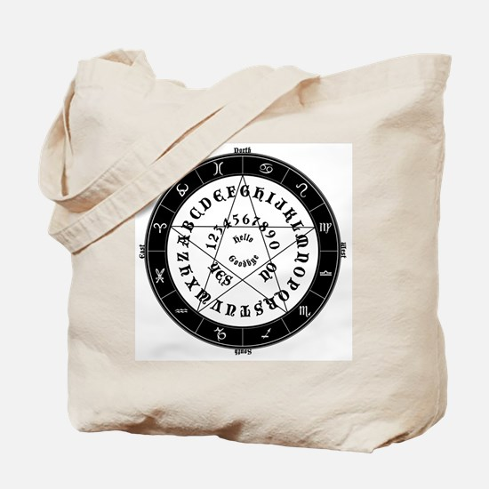 Ouija Witch Tote Bag