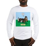 The Ferocious Viking Wiener Do Long Sleeve T-Shirt
