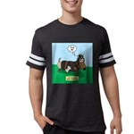 The Ferocious Viking Wiener Do Mens Football Shirt