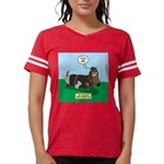 The Ferocious Viking Wiener Womens Football Shirt