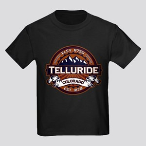 Telluride Vibrant Kids Dark T-Shirt
