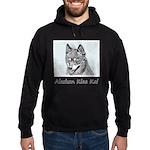 Alaskan Klee Kai Hoodie (dark)