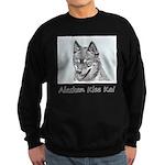 Alaskan Klee Kai Sweatshirt (dark)