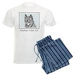 Alaskan Klee Kai Men's Light Pajamas