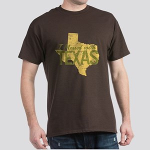 I Messed With Texas Dark T-Shirt