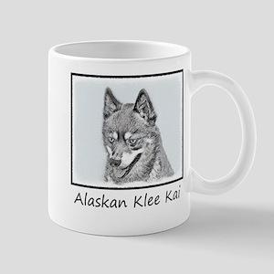 Alaskan Klee Kai 11 oz Ceramic Mug