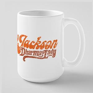 Geronimo Jackson Large Mug