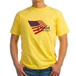 I Voted Why Didn't You Yellow T-Shirt