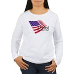 I Voted Why Didn't You Women's Long Sleeve T-Shirt