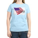 I Voted Why Didn't You Women's Light T-Shirt