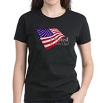I Voted Why Didn't You Women's Dark T-Shirt