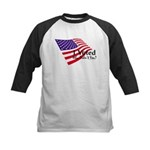 I Voted Why Didn't You Kids Baseball Jersey