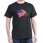 I Voted Why Didn't You Dark T-Shirt
