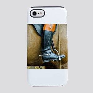 Riding Boot iPhone 7 Tough Case