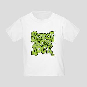 Schoolhouse Rock TV Toddler T-Shirt