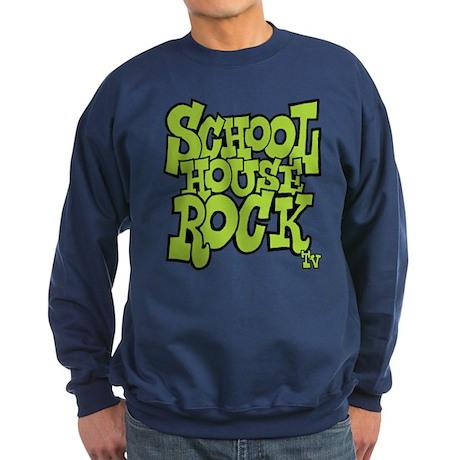 Schoolhouse Rock TV Sweatshirt (dark)