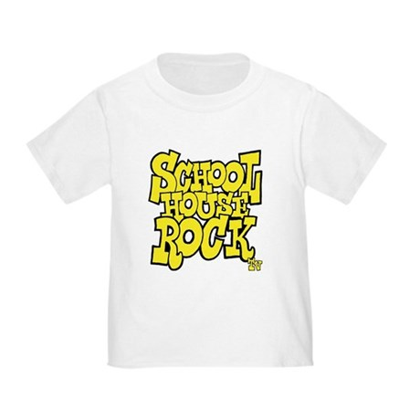 Schoolhouse Rock TV Toddler T-Shirt
