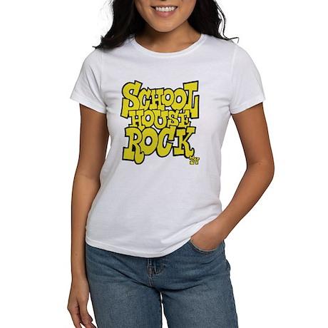 Schoolhouse Rock TV Women's T-Shirt