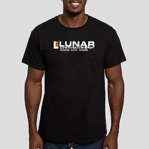 Mining Base Sarang Men's Fitted T-Shirt (dark)