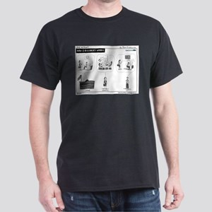 11/17/2008 - How eDiscovery W Dark T-Shirt