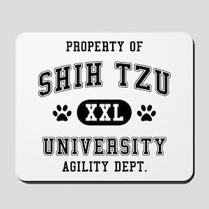 Property of Shih Tzu Univ. Mousepad