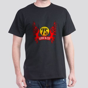 75 Rocks Dark T-Shirt