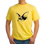 Chihuahua Yellow T-Shirt