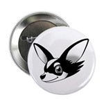 """Chihuahua 2.25"""" Button (10 pack)"""