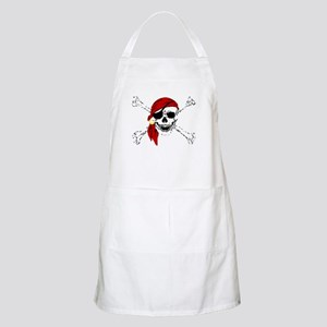 Pirate Skull Apron