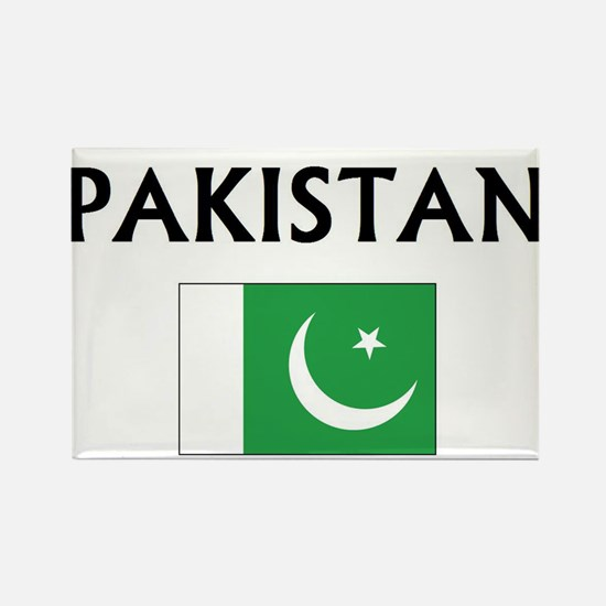 Cute Pakistan Rectangle Magnet