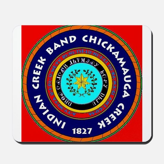 Chickamagua Tribal Store Mousepad
