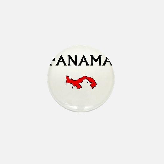 Funny Panamanian Mini Button