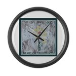 We Can't Bring Back Large Wall Clock