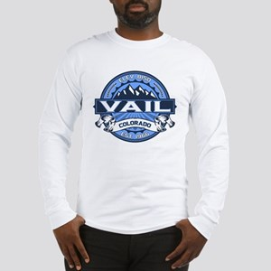 Vail Blue Long Sleeve T-Shirt