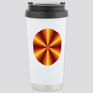Fall Illusion Stainless Steel Travel Mug