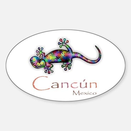 Cancun Decal