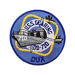 USS GEARING Button