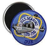 USS GEARING Magnet
