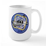 USS GEARING Large Mug