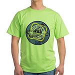 USS GEARING Green T-Shirt