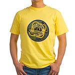 USS GEARING Yellow T-Shirt