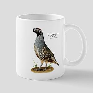 California Quail Mug